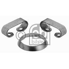 FEBI BILSTEIN 07005 (161298115 / 430216 / 256234) ремкомплект глушителя (коническое кольцо + 2 скобы)