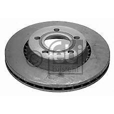 FEBI BILSTEIN 08359 (437615301A / 437615301) диск торм. Audi (Ауди) 100 / 200 >91 перед. вент. 1 шт (min 2 шт)