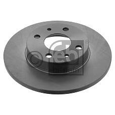 FEBI BILSTEIN 10619 (7663465 / 46403960 / 7685656) диск тормозной задний\Alfa romeo (Альфа ромео) 155,Fiat (Фиат) bravo / tempra 1.4-2.5 88>
