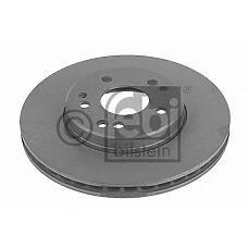 FEBI BILSTEIN 10683 (1244212412 / 561874) диск торм. mb w124 1 шт (min 2 шт)
