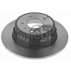 FEBI BILSTEIN 11455 (271794 / 31262099 / 8123100370) диск тормозной задний\ Volvo (Вольво) 850 / c70 / s70 / v70 2.0-3.0 94>