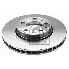 FEBI BILSTEIN 18044 (272403 / 2724037 / 31262706) диск тормозной передний 15 wheel\ Volvo (Вольво) c70-v70 2.0-2.5tdi 98>