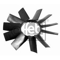 FEBI BILSTEIN 19257 (11521712110 / 11521712847) крыльчатка вентилятора BMW (БМВ) 5 / 7 / 8 e34 / e32 / e38 / e81 11 лопастей