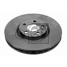 FEBI BILSTEIN 22403 (4246P1 / 4246P2 / 1325772080) диск тормозной передний\ Citroen (Ситроен) c8,Peugeot (Пежо) 807 2.0-2.2hdi 02>