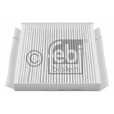 FEBI BILSTEIN 26441 (6447HP / 6447KR / 6479A1) фильтр салона\ Citroen (Ситроен) Berlingo (Берлинго) / xsara, Peugeot (Пежо) partner 1.1-2.0 96>
