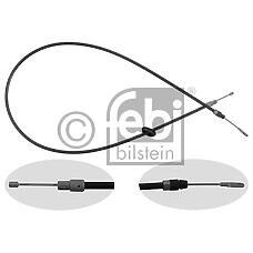 FEBI BILSTEIN 26468 (1634200285) тросик сцепления Mercedes (Мерседес) benz w163