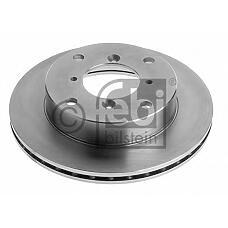 FEBI BILSTEIN 28160 (5531186G02 / 4706749 / 4707288) диск тормозной передний вентилируемый