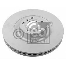 FEBI BILSTEIN 32520 (4E0615301A / 4E0615301P / 4E0615301G) диск тормозной передний\ Audi (Ауди) a8 3.7 / 4.2 / 6.0 / 4.0tdi 02>