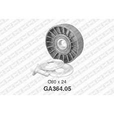 SNR GA364.05 (7592017 / 4752960 / 4901625) ролик обводной\ Saab (Сааб) 900 / 9-5 2.0 / 2.3t 93>