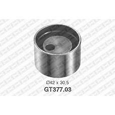 SNR GT377.03 (1281053B01 / 1281053B00 / 1281053B01000) ролик натяжной ремня грм\ Suzuki (Сузуки) Swift (Свифт) 1.3 dohc 89-96