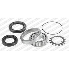 SNR R141.70 (996030208 / UH7126175 / UM5133047) к-т подшипника ступицы задней\ Mazda (Мазда) bt-50 2.5 06> / b-serie 2.2-2.5 02>