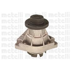 METELLI 24-0637 (1334059 / 90444649 / 1334140) помпа\ Opel (Опель) Omega (Омега) / vectra, Saab (Сааб) 900 / 9000 2.5i / 3.0 v6 24v 93>