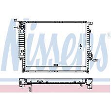 NISSENS 60619A (17112241912 / 17111719260 / 2241912) радиатор двигателя