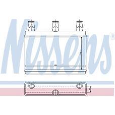 NISSENS 70522 (64116933922 / 64116933921 / 6933922) радиатор отопителя