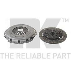 NK 132550 (1078351 / 1078353 / 1116679) сцепление, комплект