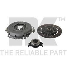 NK 132554 (5028342 / 5028341 / 5029604) сцепление, комплект
