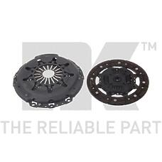 NK 132562 (1077992 / 1077991 / 1116674) сцепление, комплект
