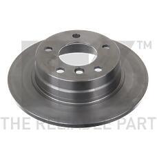 NK 201525 (34211165457 / 34211158936 / 34211162289) диск тормозной