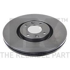 NK 201938 (4246C0 / 4246P5 / 424933) диск тормозной
