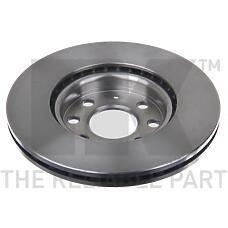 NK 202348 (55700920 / 55700921 / 93188917) диск тормозной