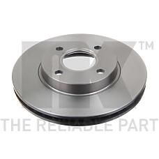 NK 202533 (5026784 / 4070865 / 93BX1125AC) диск тормозной передний\ Ford (Форд) Mondeo (Мондео) / Scorpio (Скорпио) all 93>