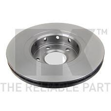 NK 203043 (MR205215 / 424958 / MR128659) диск тормозной