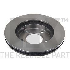 NK 203227 (GA5Y3325X / GA2Y3325X / GA5Y3325XD) диск тормозной передний\ Mazda (Мазда) 626 / mx-6 / xedos 6 1.6-2.5 91>