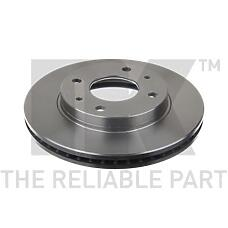 NK 203411 (5171238100 / D1617) диск тормозной
