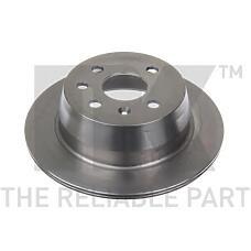 NK 203618 (569206 / 90421872 / 90345699) диск тормозной