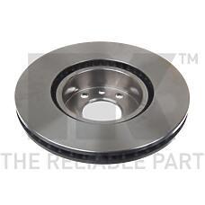 NK 203622 (569044 / 90392559 / 90344650) диск тормозной передний\ Opel (Опель) Omega (Омега) 2.0-3.0 94>