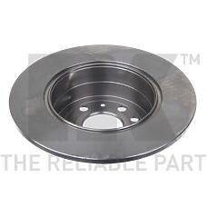 NK 203624 (569210 / 4839338 / 90512910) диск тормозной