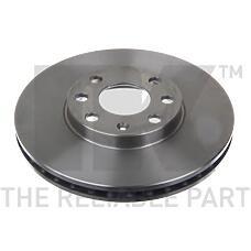 NK 203629 (569059 / 9117677 / 90497879) диск тормозной передний\ Opel (Опель) Astra (Астра) 1.4-1.7td 98>