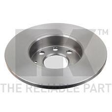NK 203641 (569020 / 9195981) диск тормозной
