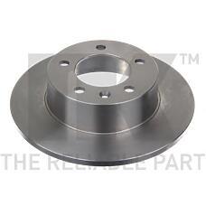 NK 203643 (7700314107 / 4403045 / 4320600QAA) диск тормозной