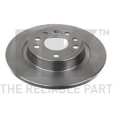NK 203646 (569115 / 93171848 / 12762290) диск тормозной задний\ Opel (Опель) vectra 1.6-2.2dti 02>