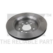 NK 203650 (93171778 / 569114 / 9191336) диск тормозной задний\ Opel (Опель) signum / ectra c 2.0-3.2 / 3.0cdti,Saab (Сааб) 9-3 1.8&2.0t / 2.2tid 02>