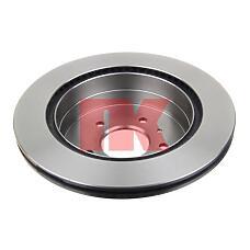NK 203665 (96625873 / 4804637 / 20968395) диск тормозной