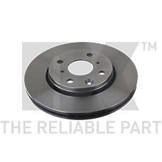 NK 2045102 (435120H010 / 4246F0 / 4246J0) диск тормозной задний\ Hyundai (Хендай) getz, Kia (Киа) Rio (Рио) 1.3 / 1.4 / 1.6 / 1.5crdi 03>