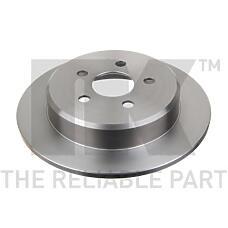 NK 209310 (4509553AC / 4509553AB / 4509553) диск тормозной задний\ Chrysler (Крайслер) Neon (Неон) / pt cruiser 1.6-2.4 / 2.2d 96>