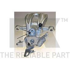 NK 2125159 (1356387 / 4S712553AA / 1504907) суппорт тормозной зад.л.\ Ford (Форд) Mondeo (Мондео) 1.8-3.0 00-07 bosch d.38