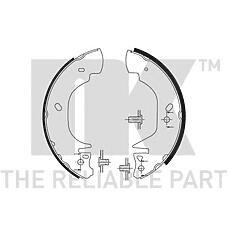 NK 2725570 (7125122 / 1014316 / 94VB2200AB) колодки тормозные барабанные