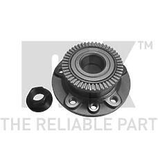NK 753613 (1603194 / 90486467) ступица колеса с интегрированным подшипником