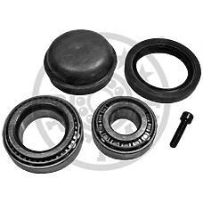 OPTIMAL 401157 (2033300051 / 0029803002 / A2033300051) комплект подшипника ступицы колеса | перед прав / лев | MERCEDES-BENZ C-CLASS Coupe (C204), C-KLASSE (W203), C-KLASSE (W204), C-KLASSE Sportcoupe (CL203), C-KLASSE T-Model (S203), C-KLASSE T-Model (S2