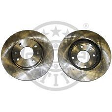 OPTIMAL BS-8196 (517123D100 / 517123D300 / 517123C100) диск тормозной