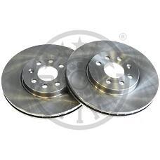 OPTIMAL BS-8276 (569007 / 93181113 / 93197712) диск тормозной