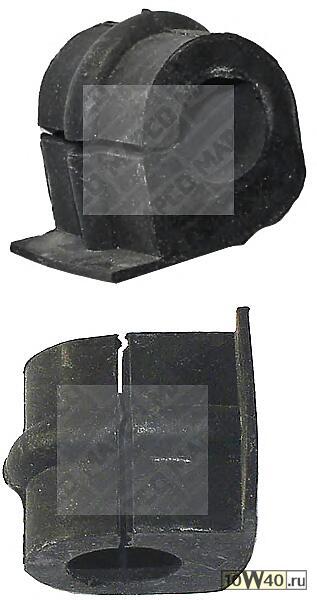 Втулка стабилизатора  OPEL ASTRA 1991-97, CALIBRA 9/88-, VECTRA A 9/88-95