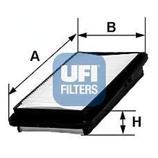 UFI 3034700 (1378079J00 / 71742069 / 71750719) фильтр воздушный