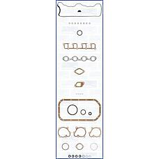 AJUSA 51006700 (8943718600 / 5878103560 / 8943323133) к-кт прокладок двс без гбц\ Opel (Опель) corsa, isuzu geMini (Мини) 1.5d / td 4ec1 / t4ec1 87-93