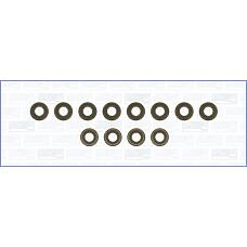 AJUSA 57028600 (12211PA6003 / 12210PD2003 / 12211PE0004) к-кт колпачков маслосъемных 6x11.9x12.5(4) + 5.8x10.8x8.4(8)\ Honda (Хонда) Accord (Аккорд) 1.6-2.0 84-92