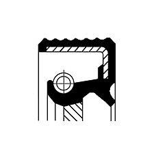 CORTECO 010 192 87B (015301227 / 0099975547 / 0169970547) сальник дифференциала \ 40x65x8 mb w201 / w124 2.3-3.2 85-95
